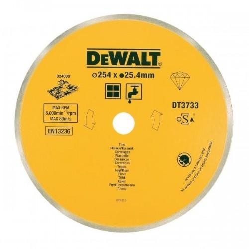 DT3733 DeWALT plytelių pjovimo diskas