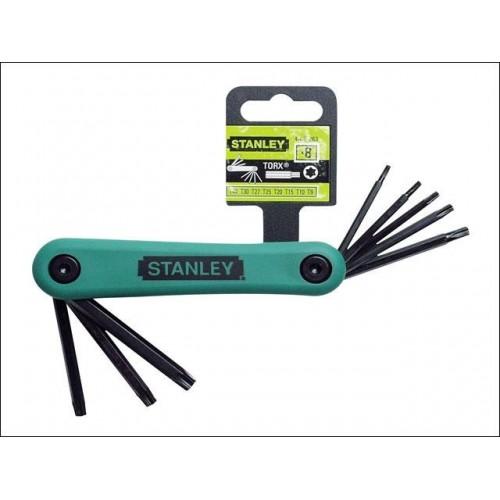 Kišeninis raktų rinkinys Stanley (8dalių)