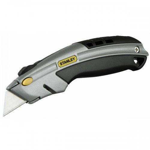 7-10-788 Stanley peilis su greitai keičiamom geležtėm + 5 Carbride peiliai