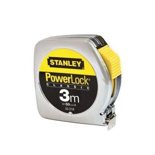 0-33-238 Stanley matavimo ruletė PowerLock 3 m 0-33-238