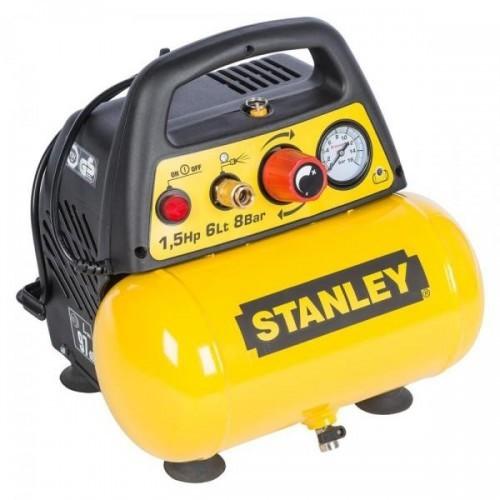C6BB34STN039 Stanley DN 200/8/6 oro kompresorius