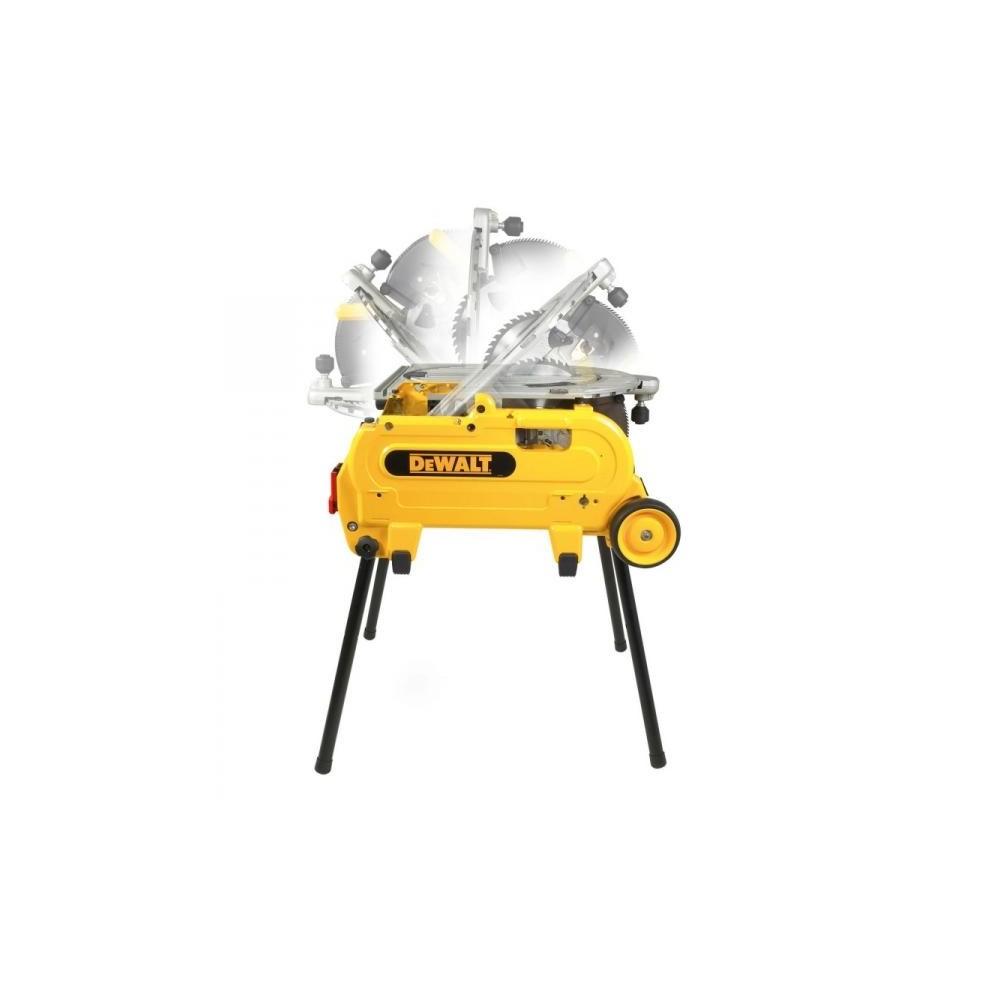 D27107XPS DeWALT elektrinis vartomas pjūklas