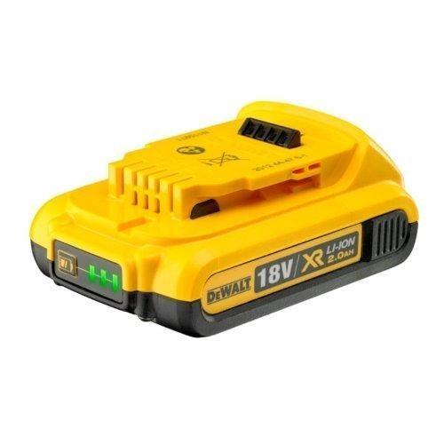 DCB183 DeWALT 18 Volt Li-Ion 2.0 Ah baterija