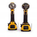 DCK266D2B DeWALT 18V XR veržliasukis & gręžtuvas Bluetooth DCK266D2B