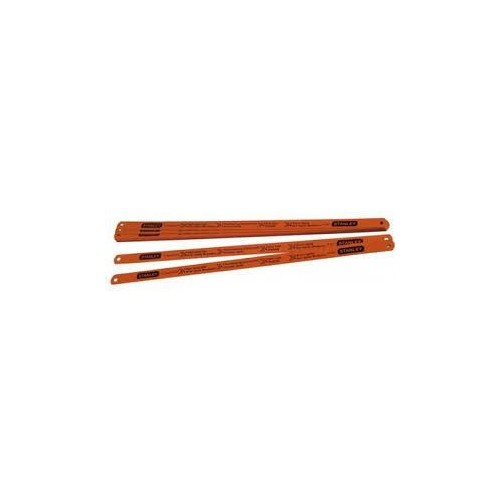 2-15-906 Stanley Rubis metalo pjūklo geležtės (5 vnt)