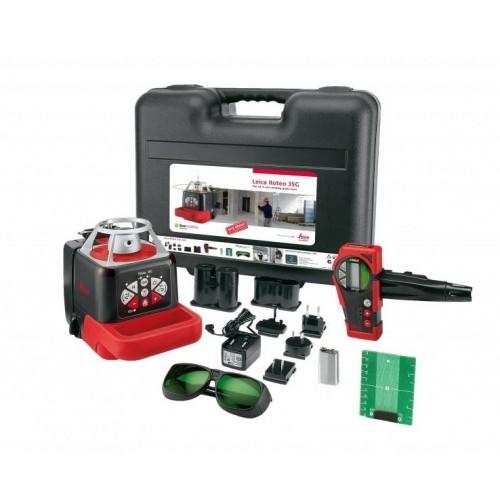 Leica Roteo 35G rotacinis lazeris