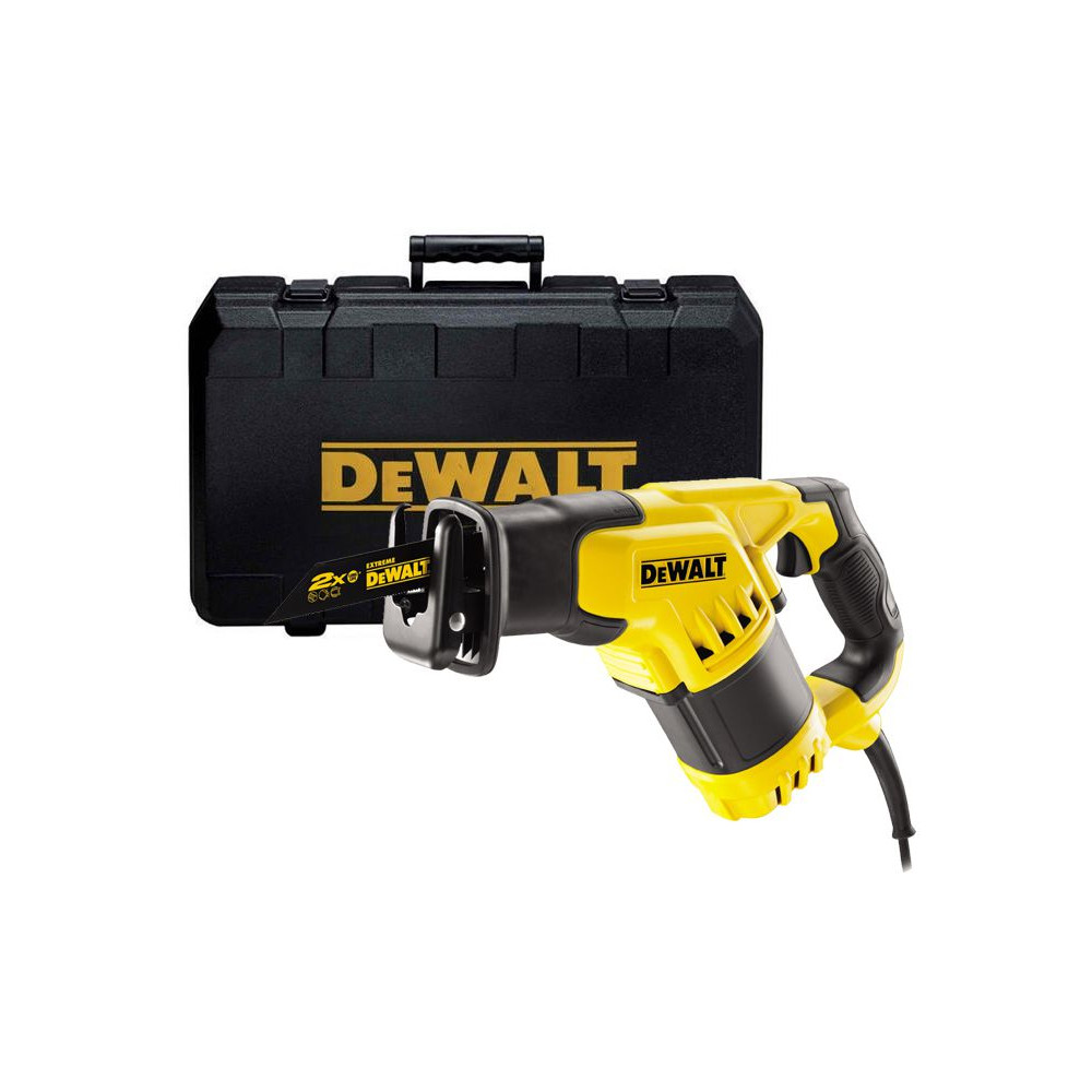 DWE357K DeWALT 1050 W kompaktiškas tiesinis pjūklas
