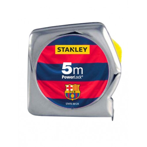 STHT0-36124 Stanley FC Barcelona 5m ruletė
