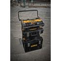 DCK892P4  DeWALT 18 V XR Li-Ion 5.0 Ah 8 ĮRANKIŲ RINKINYS + RADIO  DWST1-75659