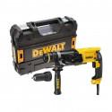 D25602K DeWALT 48 mm SDS-Max kombinuotas perforatorius + D25134K DeWALT 26 mm perforatorius