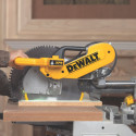 DWS780 XPS DeWALT 305 mm slankus skersinis pjūklas