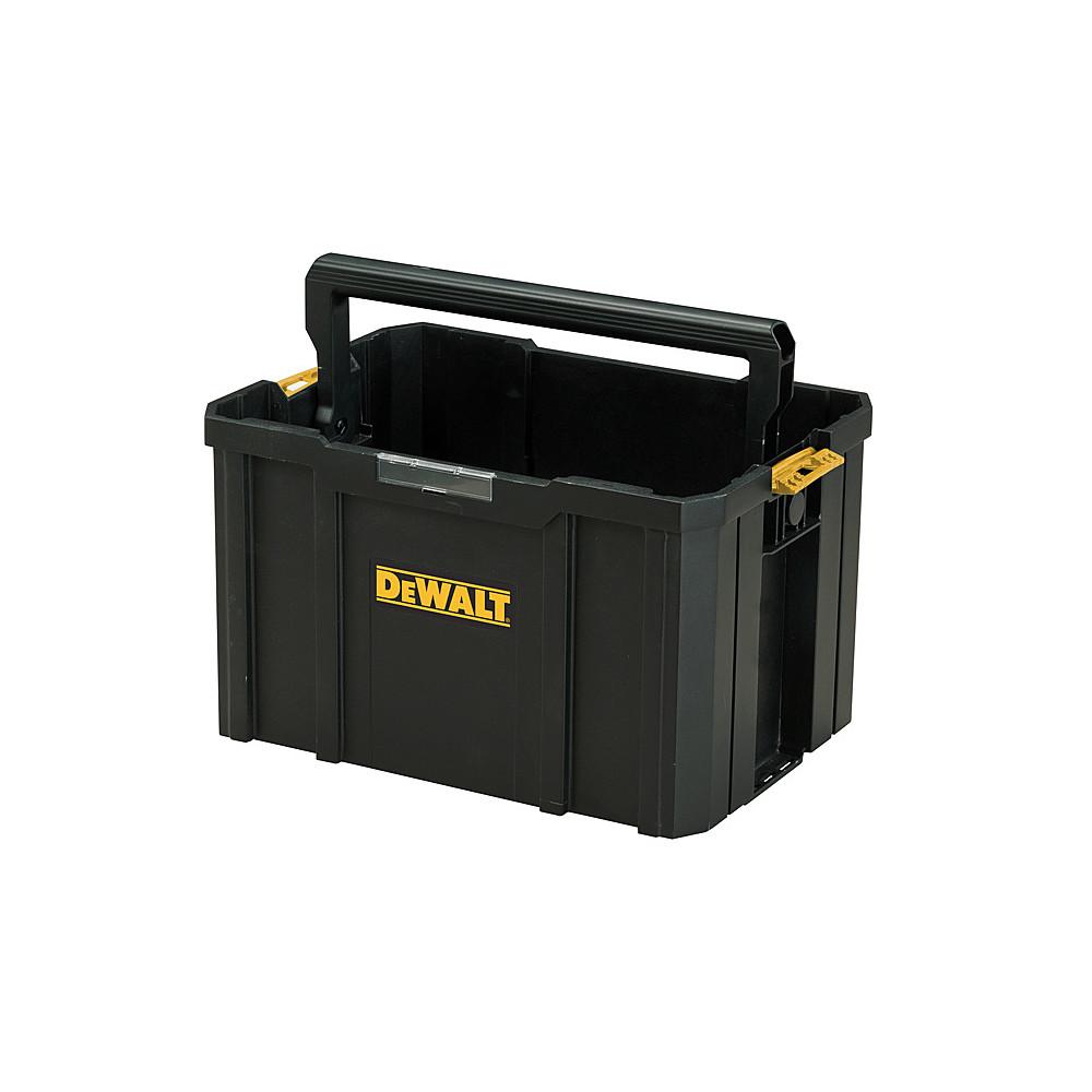 DWST1-71228 DeWALT TSTAK atvira įrankių dėžė