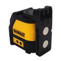 DW088CG DeWALT 3xAA baterijos lazerinis nivelyras