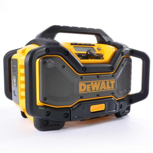 DCR027 DeWALT 18V/54V radijo grotuvas