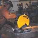 D28710V DeWALT elektrinis metalo pjovimo pjūklas + DWC410 DeWALT rankinis plytelių pjūklas