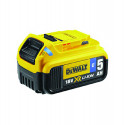 DCB184B DeWALT 18V 5.0 Ah XR Li-Ion Bluetooth baterija