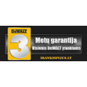 DCG414NT DeWALT akumuliatorinis kampinis šlifuoklis