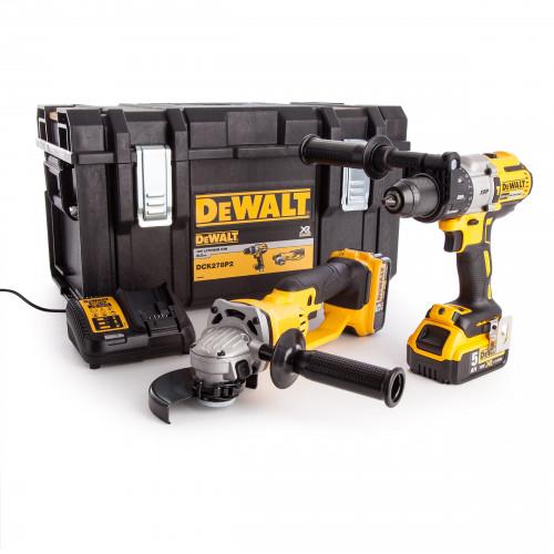 DCK278P2 DeWALT įrankių rinkinys