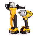 DCK269P2 DeWALT įrankių rinkinys