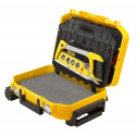 FMST1-75530 FATMAX įrankių dėklas su ratukais ir įrankiais.