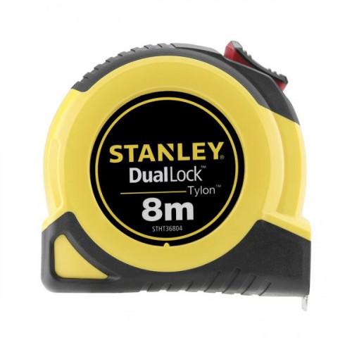 STHT36804-0 Ruletė 8m x 25mm klasė II DUAL LOCK, Stanley