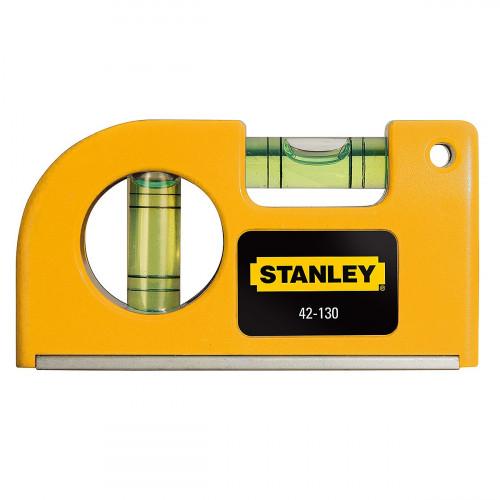 0-42-130 Stanley kišeninis gulsčiukas