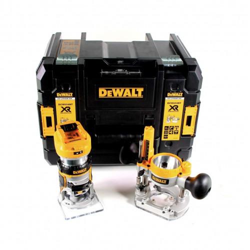 DCW604NT DeWALT 18 V frezeris