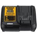 DCB144 DeWALT 14.4 V 5 Ah baterija + DCB115 DeWALT XR Li-Ion baterijų kroviklis